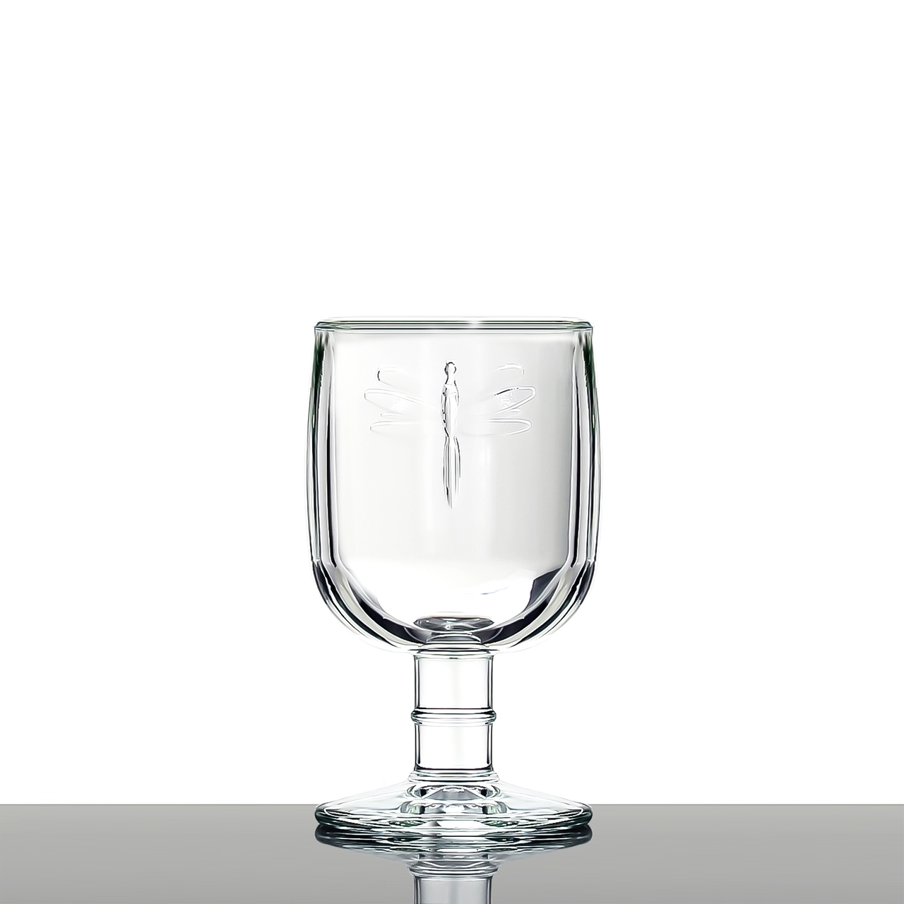 Libelle Weinglaser Kurzstielige Glaser Glasklar Berlin