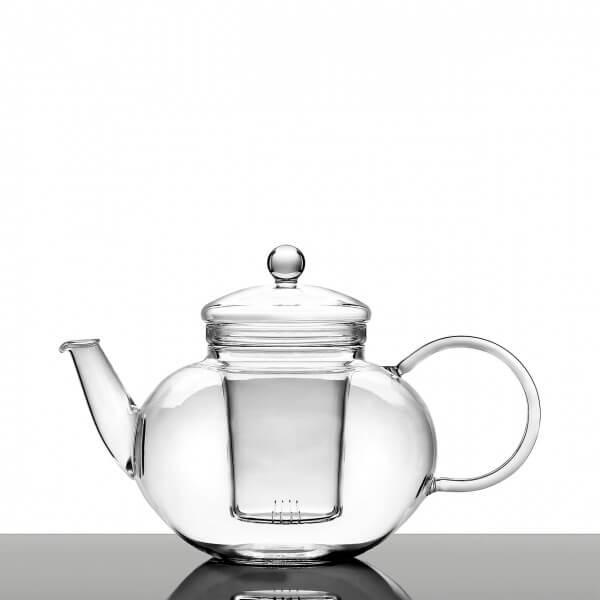 Miko Teekanne mit Glasfilter 1,2 l