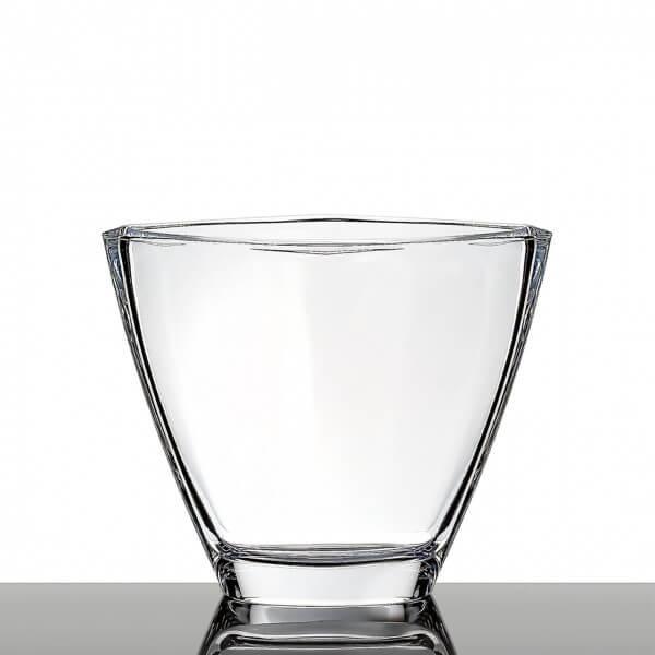 Carré Kristallvase 19 cm