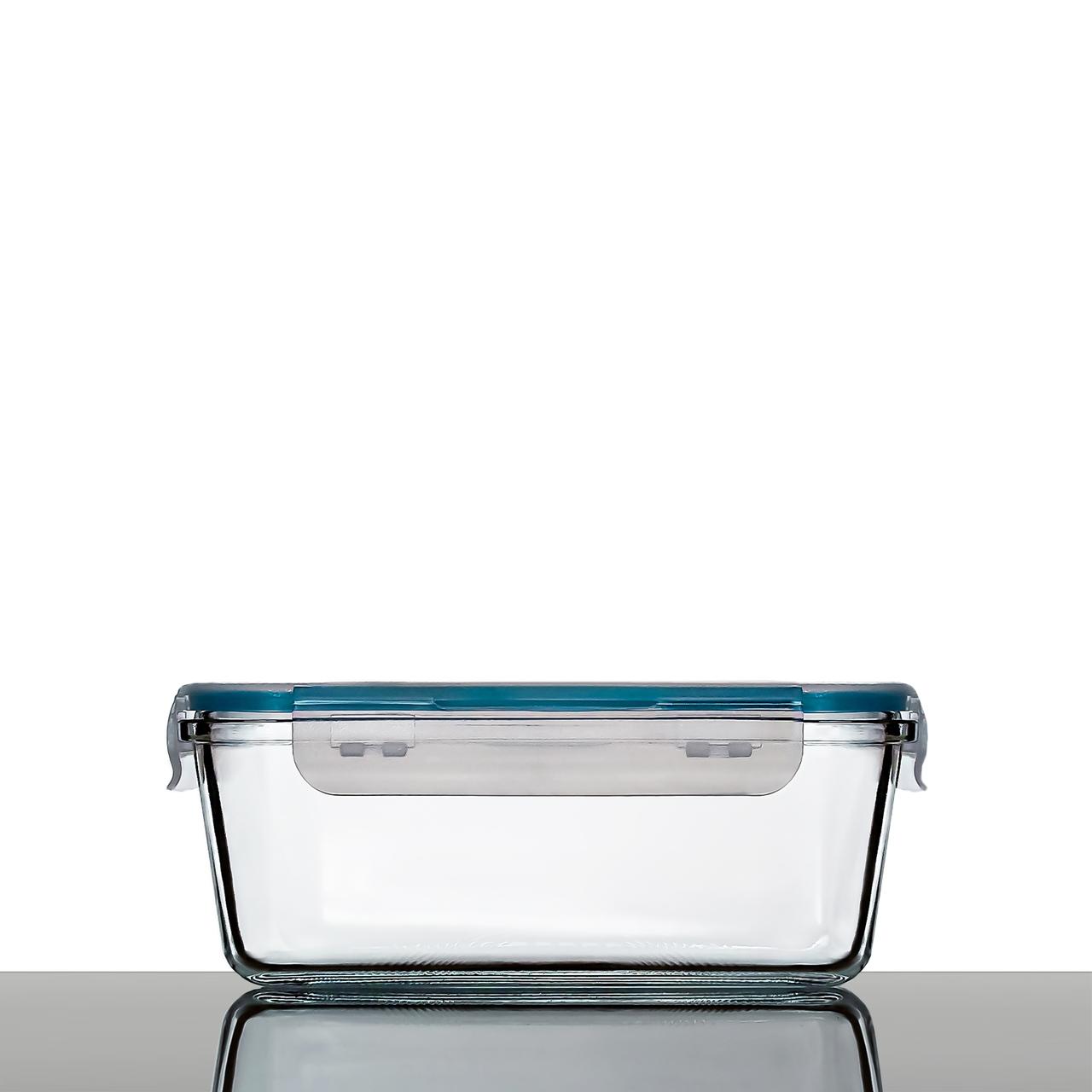 storage aufbewahrungsglas rechteckig storage jenaer glas serie k chenhelfer. Black Bedroom Furniture Sets. Home Design Ideas