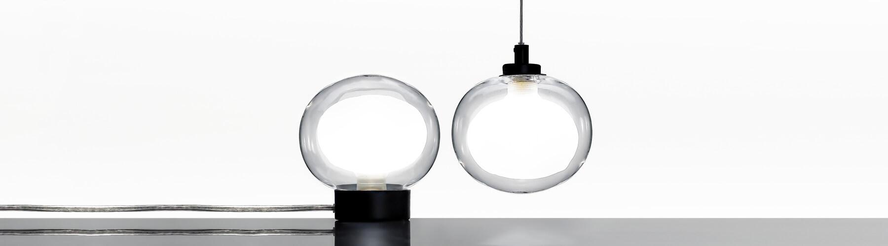 lampen leuchten kerzenleuchter aus glas glasklar berlin. Black Bedroom Furniture Sets. Home Design Ideas